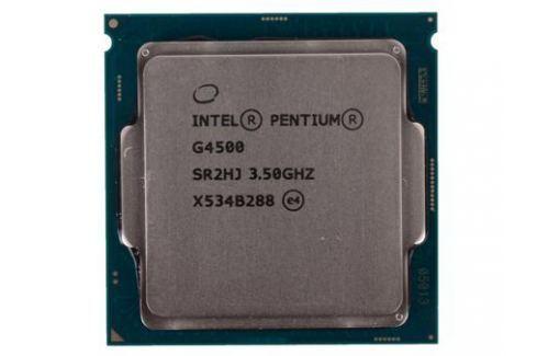 Процессор Intel Pentium G4500 OEM 3.5GHz, 3Mb, LGA1151, Skylake Процессоры