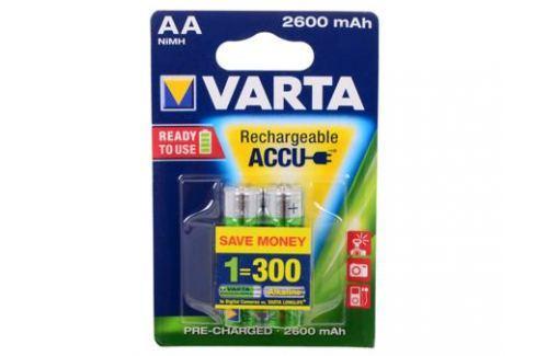 Аккумулятор Varta Mignon Accu AA 2600 mAh R2U бл2 05716101402 Зарядные устройства и аккумуляторы