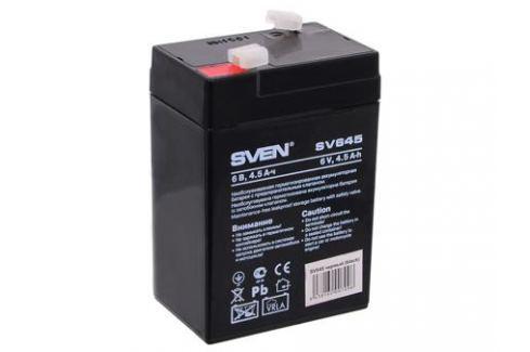 Аккумулятор SVEN SV 6V 4.5Ah Системы бесперебойного питания