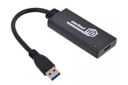 Кабель-адаптер USB3.0 - HDMI ORIENT C024 Кабели и переходники
