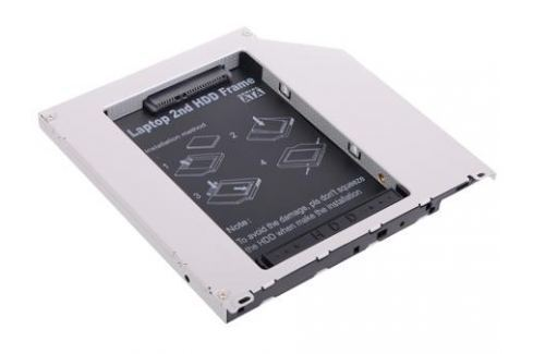 Переходник dvd slim 9,5 mm to hdd (mini sata to sata) Espada SS95U Контроллеры