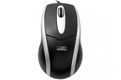 Мышь CBR CM-101 Black, оптика, 1200dpi, офисн., USB Мыши