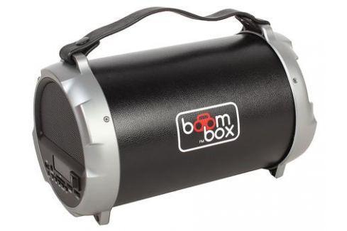 Беспроводная BT-Колонка GINZZU GM-886B, вluetooth 18w/3000 mAh/EQ/USB/SD/AUX/FM/subwoofer/черный Акустические системы