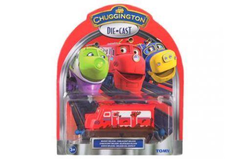 Паравозик Chuggington Грязный Уилсон 54021 Игрушки