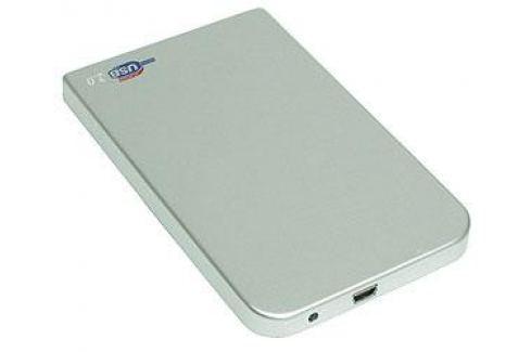 SUB2O1 (Silver) Контейнеры для жестких дисков (MobilRack)
