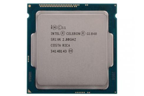 Процессор Intel Celeron G1840 OEM 2.80GHz, 2Mb, LGA1150 Процессоры