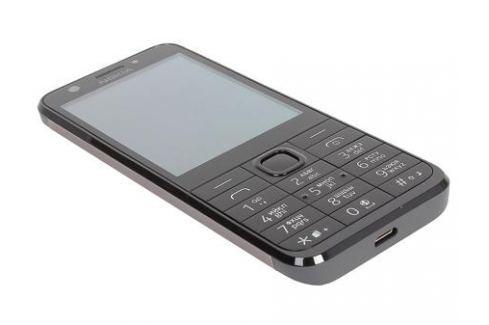 Мобильный телефон Nokia 230 Dual Sim Silver, 2.8'' 320x240, 16MB RAM, 16MB, up to 32GB flash, 2Mpix, 2 Sim, 2G, BT, 1200mAh, 92g, 124,6x53,4x10, Смартфоны