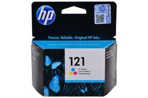 Картридж HP CC643HE (№ 121) цветной DJ D2563, F4200 Картриджи и расходные материалы