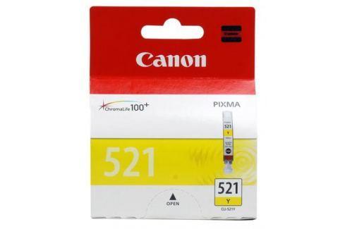 Картридж Canon CLI-521Y Картриджи и расходные материалы