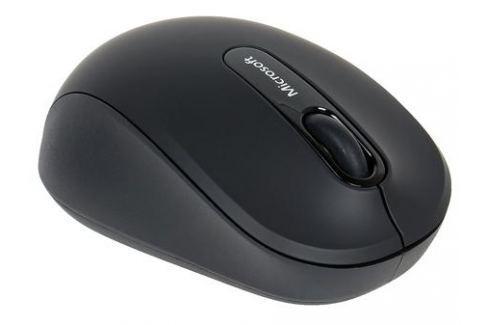 (PN7-00004) Мышь Microsoft Mobile 3600 черный оптическая (1000dpi) беспроводная BT (2but) Мыши