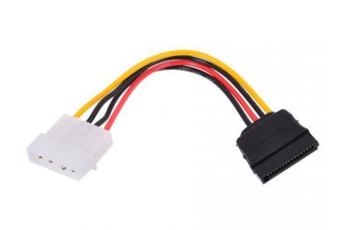 Кабель питания SATA Gembird CC-SATA-PS Molex(4pin, БП) - SATA (устройство) 15см, пакет Кабели и переходники