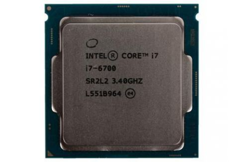 Процессор Intel Core i7-6700 OEM 3.4GHz, 8Mb, LGA1151, Skylake Процессоры