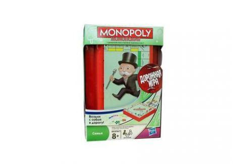 Настольная игра Hasbro Монополия (дорожная) B1002 Игрушки