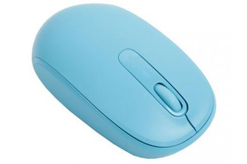 Мышь Microsoft 1850 Cyan Blue (U7Z-00058) USB Мыши