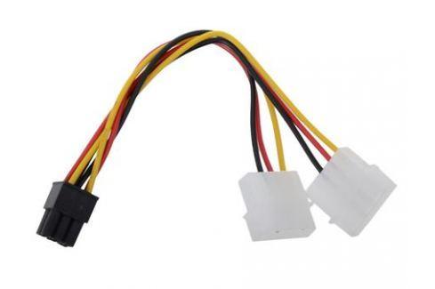 Кабель ORIENT C391 PCI Express Video (2x4pin-6pin) Кабели и переходники