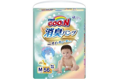 Трусики-подгузники Goo.N Aromagic M (7-12 кг) 56 шт. Goon