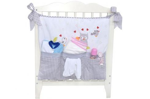 Карман для вещей на кроватку Bombus/L'Abeille «Spring Song» Аксессуары для кроваток