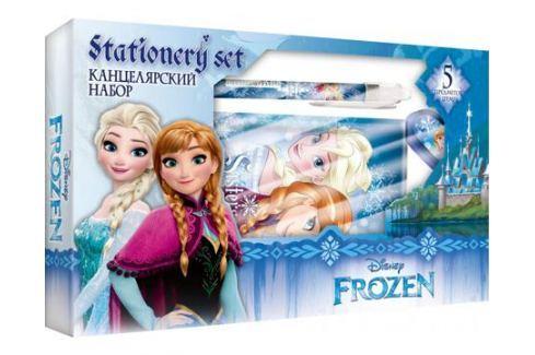 Канцелярский набор Disney Frozen 5 пр. Канцелярия