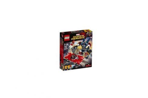 Конструктор LEGO Super Heroes 76077 Железный человек: Стальной Детройт наносит удар LEGO Super Heroes