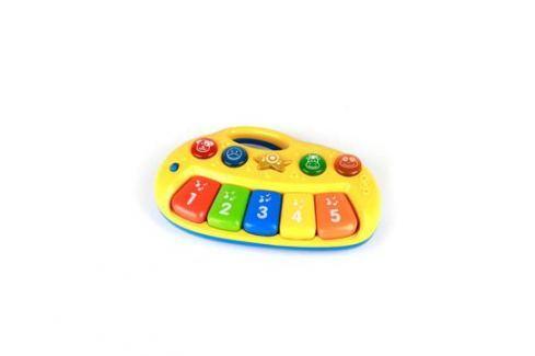 Развивающая игрушка Умка «Мое первое пианино» с песнями В.Шаинского, Г.Гладкова Детские музыкальные инструменты