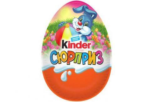 Шоколадное яйцо Kinder Surprise «Весна» в ассортименте Десерты