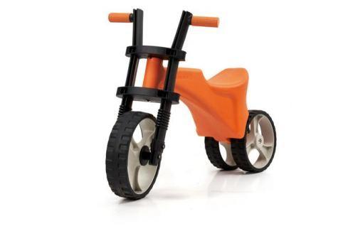 Беговел VipLex 706C оранжевый Детские велосипеды