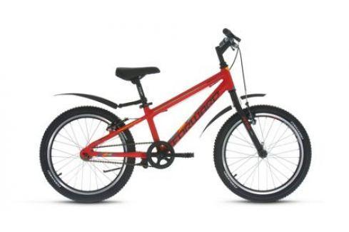 """Велосипед двухколесный Forward Unit Pro 20"""" красный Детские велосипеды"""