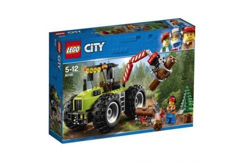 Конструктор LEGO City Great Vehicles 60181 Лесной трактор LEGO City