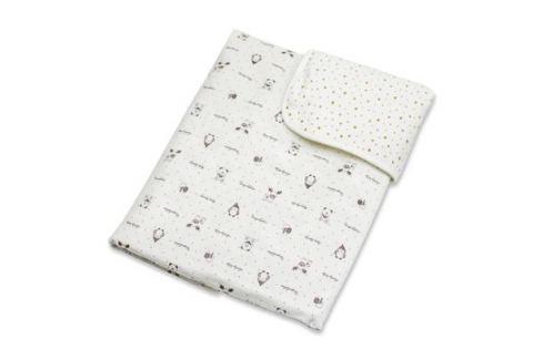 Плед Baby Elite «Ilona» белый 120x90 см вельбоа Детские одеяла и пледы