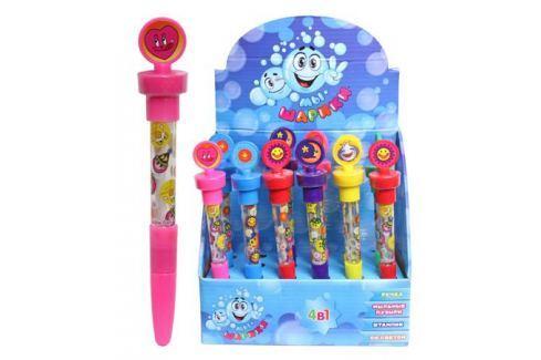 Мыльные пузыри 1Toy «Мы-шарики!» 5 мл в ассортименте Мыльные пузыри