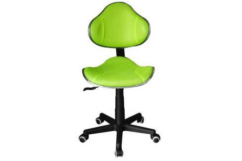 Детское компьютерное кресло Fundesk LST3 Green Детские столы и стулья
