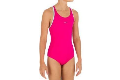 Купальник Для Девочек Сплошной Розовый Купальники Для Девочек / Плавание