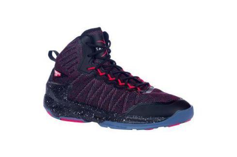 Баскетб. Кроссовки Д/продвинутого Уровня Муж/жен Shield 500 Красные Черные Обувь Для Взрослых / Баскетбол