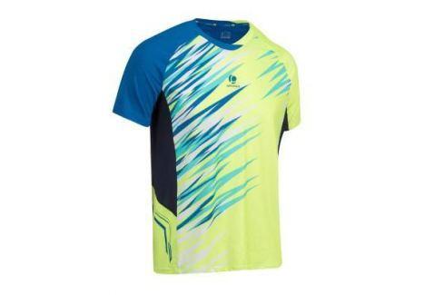 Футболка 860 Для Игры В Бадминтон, Наст. Теннис, Падел-теннис, Сквош Мужская Mens Badminton Apparel