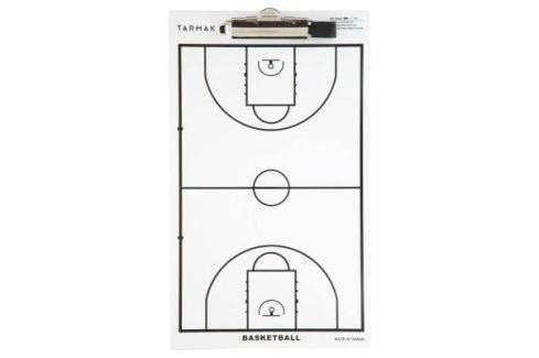 Планшет Тренера Баскетбольный Tarmak.стираемый Маркер В Комплекте. Мячи / Баскетбол