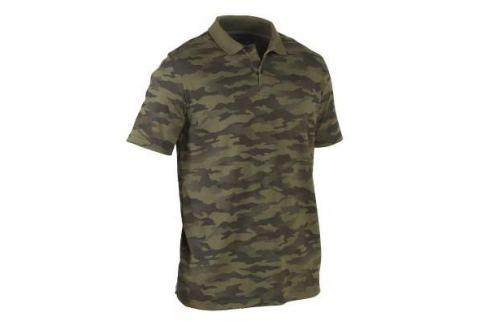 Камуфляжное Мужское Поло Для Охоты 100 Футболки И Рубашки