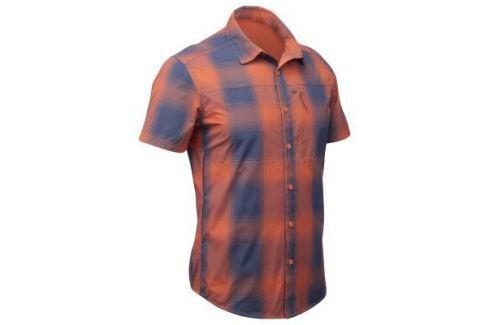 Мужская Рубашка С Короткими Рукавами Для Путешествий Travel 100 Fresh Мужские Брюки, Рубашки Путешествия С Рюкзаком