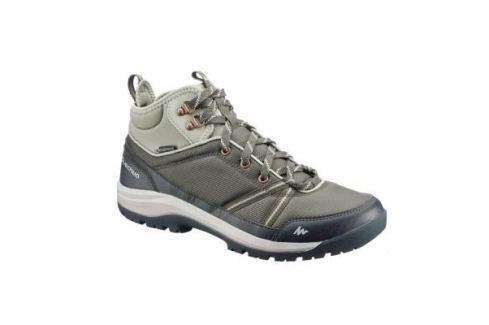 Ботинки Для Прогулок На Природе Nh300 Mid Женские Женская Обувь/ Прогулки На Природе