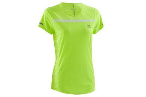 Женская Футболка Для Бега Kiprun Light Женская Одежда Для Интенсивного Бега Дышащий Слой