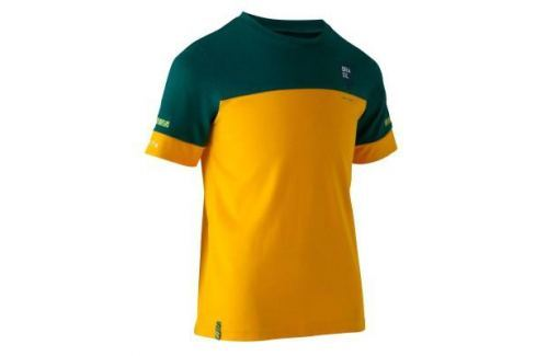 Детская Футболка Ff100 Цветов Футбольной Команды Бразилии Бразилия