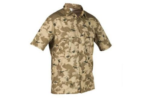 Камуфляжная Охотничья Рубашка 500 Одежда На Теплую Погоду