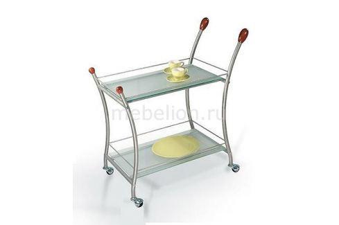 Стол сервировочный Мебелик Поло металлик Столы сервировочные