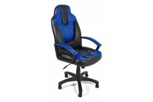 Кресло компьютерное Tetchair Neo 2 черный/синий Игровые кресла
