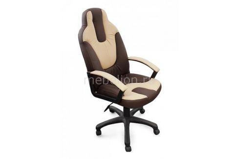 Кресло компьютерное Tetchair Neo 2 коричневый/бежевый Игровые кресла