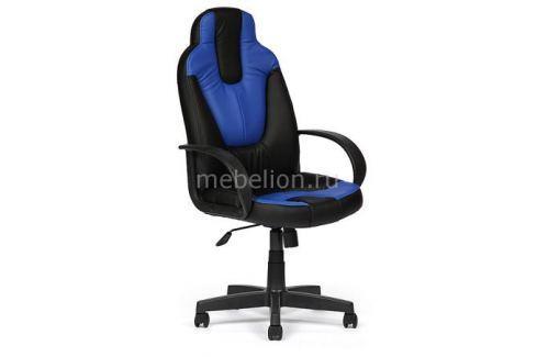 Кресло компьютерное Tetchair Neo 1 черный/синий Игровые кресла