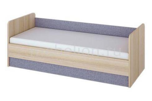 Кровать Мебель Трия Индиго ПМ-145.02 ясень коимбра/навигатор Детские кровати