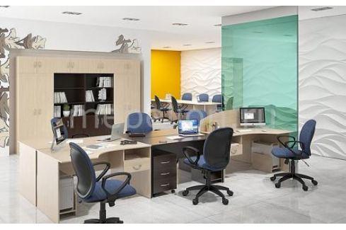 Гарнитур офисный Skyland Skyland Simple Для персонала