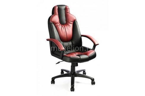 Кресло компьютерное Tetchair Neo 2 черный/бордовый Игровые кресла