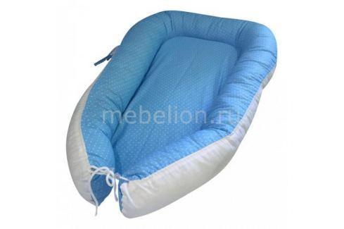 Подушка для новорожденных Relax-son (30х60 см) Горошек Подушки для кормления