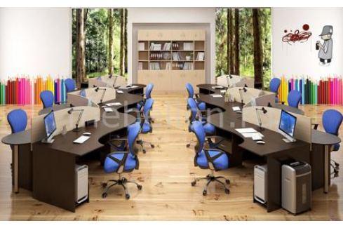 Гарнитур офисный Skyland Simple Для персонала